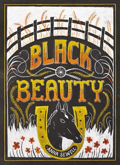 Book Cover:  Black Beauty: Puffin Chalk Series