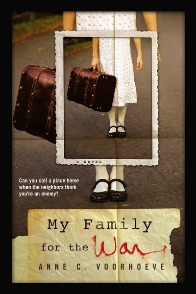 Book Cover:  My Family for the War