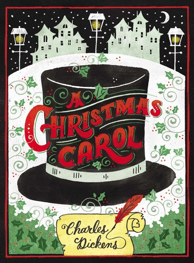 Book Cover: A Christmas Carol: Puffin Chalk Series