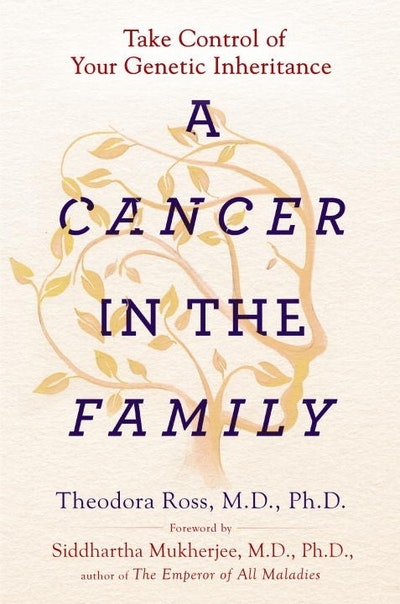 Book Cover: A Cancer In The Family
