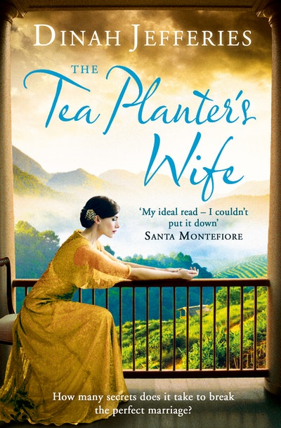 Book Cover: The Tea Planter's Wife
