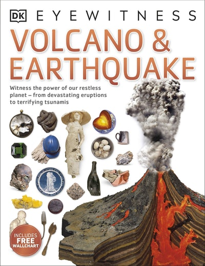 Eyewitness Volcano and Earthquake