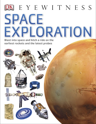 Eyewitness Space Exploration