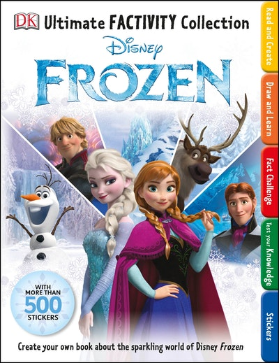 Book Cover:  Disney Frozen: Ultimate Factivity Collection