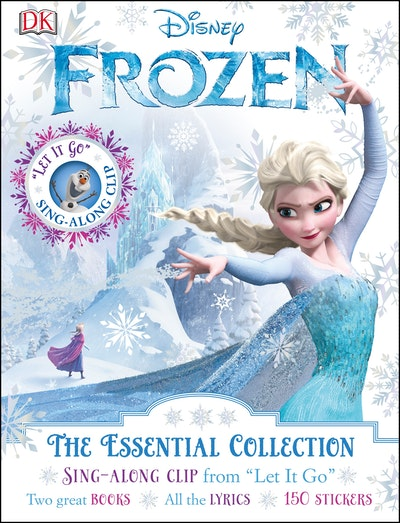 Book Cover:  Disney Frozen: The Essential Collection