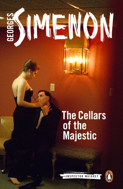 Book Cover: The Cellars of the Magestic: Inspector Maigret Book 21