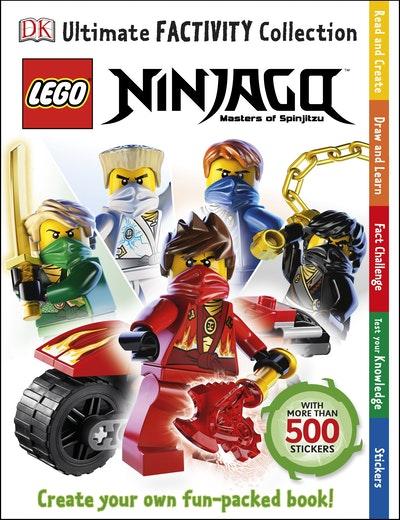 LEGO® Ninjago: Ultimate Factivity Collection
