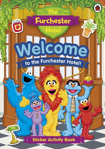Book Cover: The Furchester Hotel: Welcome to the Furchester Hotel Sticker Activity  Book