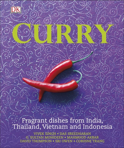 Book Cover:  Curry