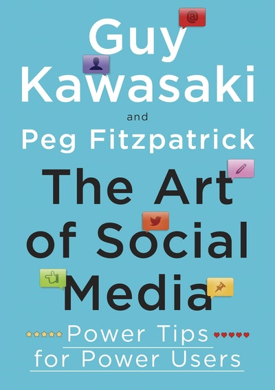 Book Cover:  Art Of Social Media, The