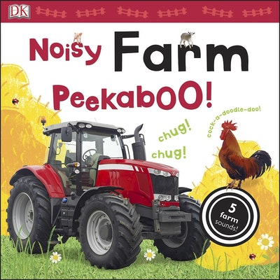 Noisy Peekaboo!: Farm