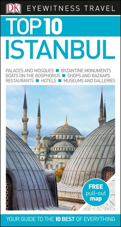 Istanbul: Eyewitness Top 10 Travel Guide
