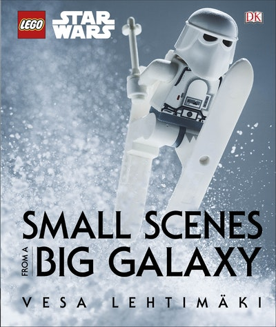 Book Cover:  LEGO® Star Wars: Small Scenes From A Big Galaxy