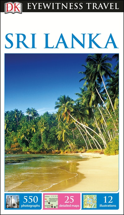 Sri Lanka: Eyewitness Travel