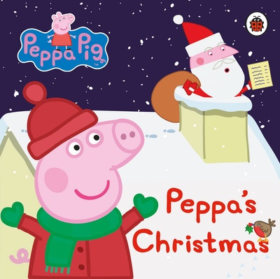 Book Cover:  Peppa Pig: Peppa's Christmas