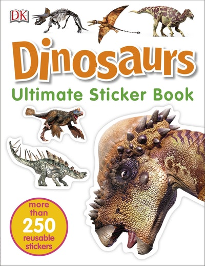 Dinosaur: Ultimate Sticker Book