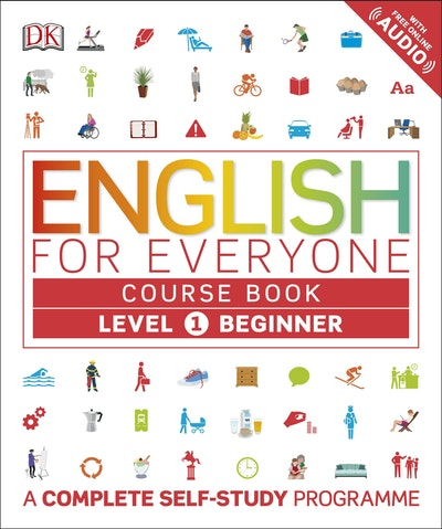 English for Everyone: Beginner Course Book: L1