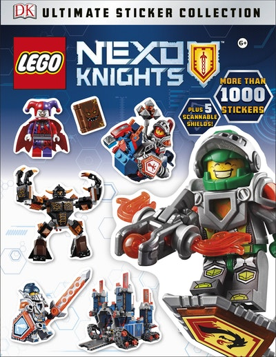 Book Cover:  LEGO® Nexo Knights: Ultimate Sticker Collection