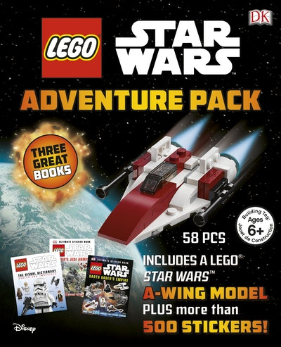 Book Cover:  LEGO® Star Wars: Adventure Pack