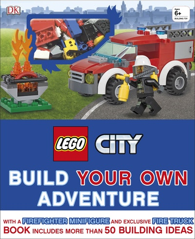 LEGO® City: Build Your Own Adventure