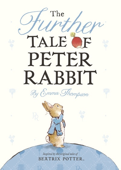 The Further Tale Of Peter Rabbit Board Book