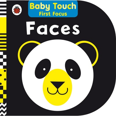 Ladybird Baby Touch: First Focus Faces