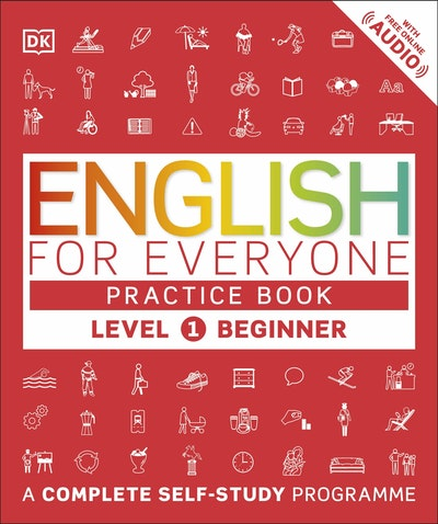 English for Everyone: Beginner Practice Book: L1