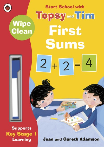 Start School With Topsy And Tim
