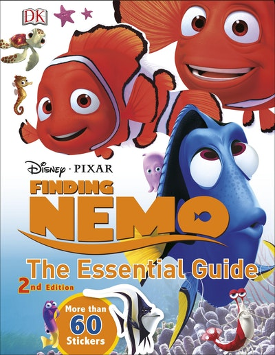 Book Cover:  Disney Finding Nemo: The Essential Guide