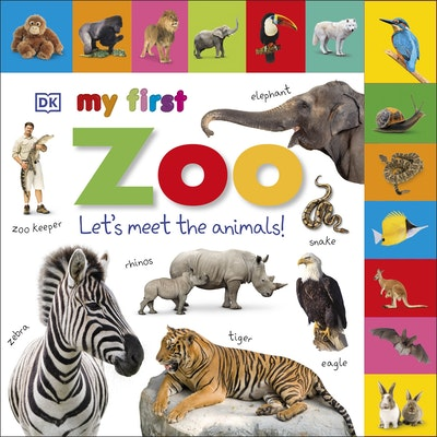 My First Zoo: Let's Meet The Animals