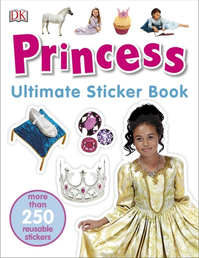 Princess: Ultimate Sticker Book
