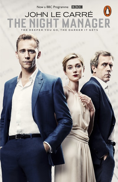 Book Cover: The Night Manager FTI