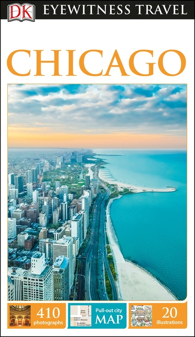 Chicago: Eyewitness Travel Guide