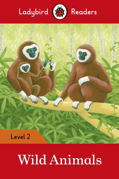 Wild Animals – Ladybird Readers Level 2