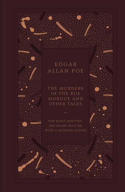 The Murders in the Rue Morgue and Other Tales (Faux Leather Edition)