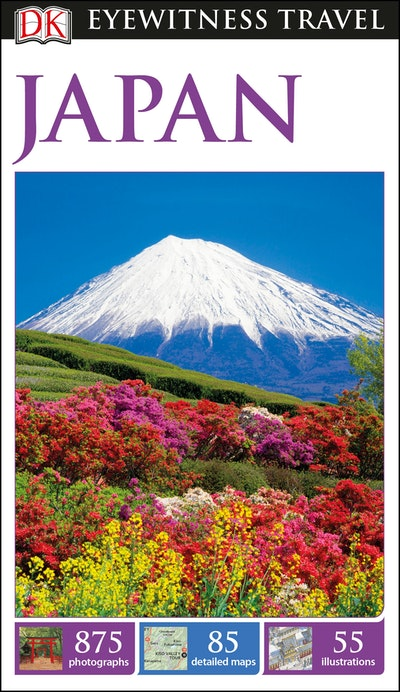 Japan: Eyewitness Travel Guide