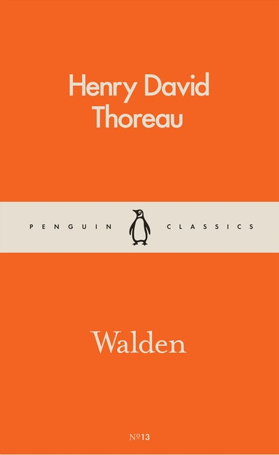 Walden: Penguin Pocket Classics