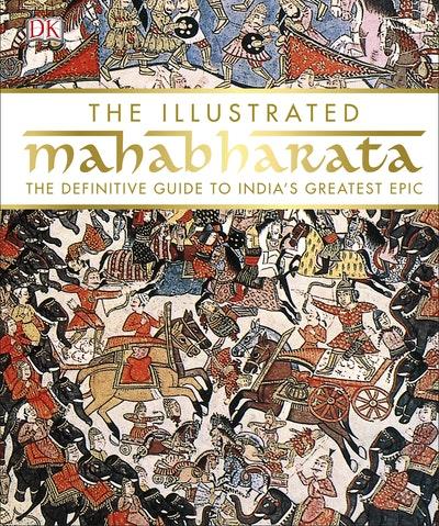The Illustrated Mahabharata: