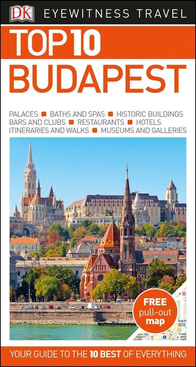 Top 10 Budapest: Eyewitness Travel