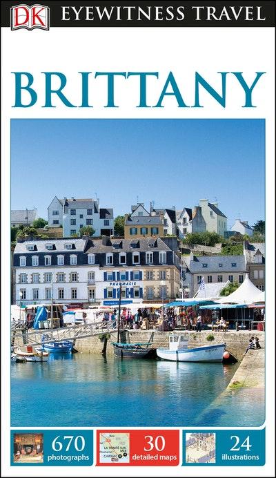 Brittany: Eyewitness Travel