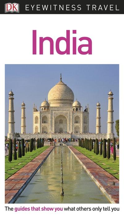 India: Eyewitness Travel Guide