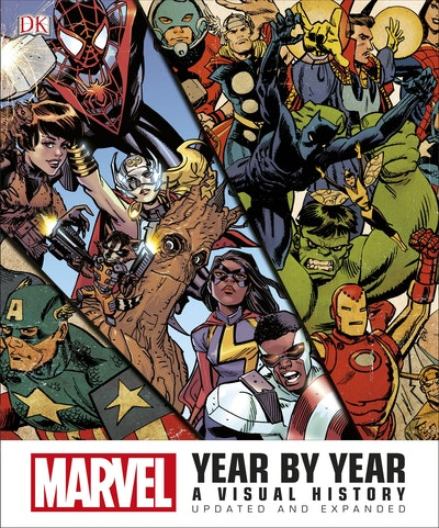 Marvel: Year By Year