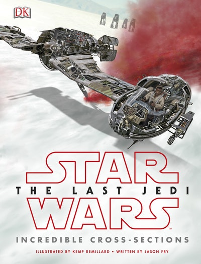 Star Wars: The Last Jedi Cross-Sections