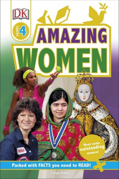 DK Reader: Amazing Women