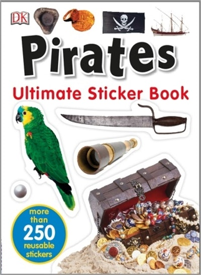 Pirates: Ultimate Sticker Book