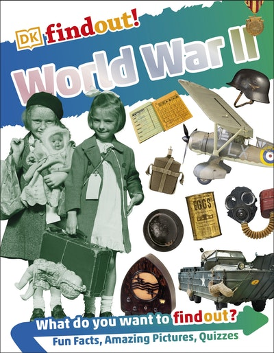 DKfindout! World War II