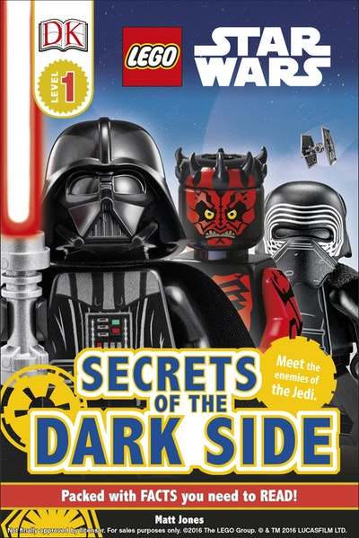 DK Reader: LEGO® Star Wars: Secrets of the Dark Side