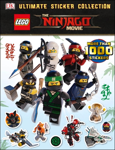The LEGO® Ninjago Movie: Ultimate Sticker Collection