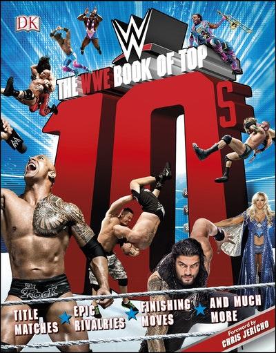 WWE: Book of Top 10s