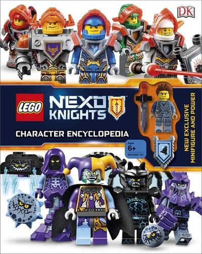 LEGO® NEXO KNIGHTS Character Encyclopedia